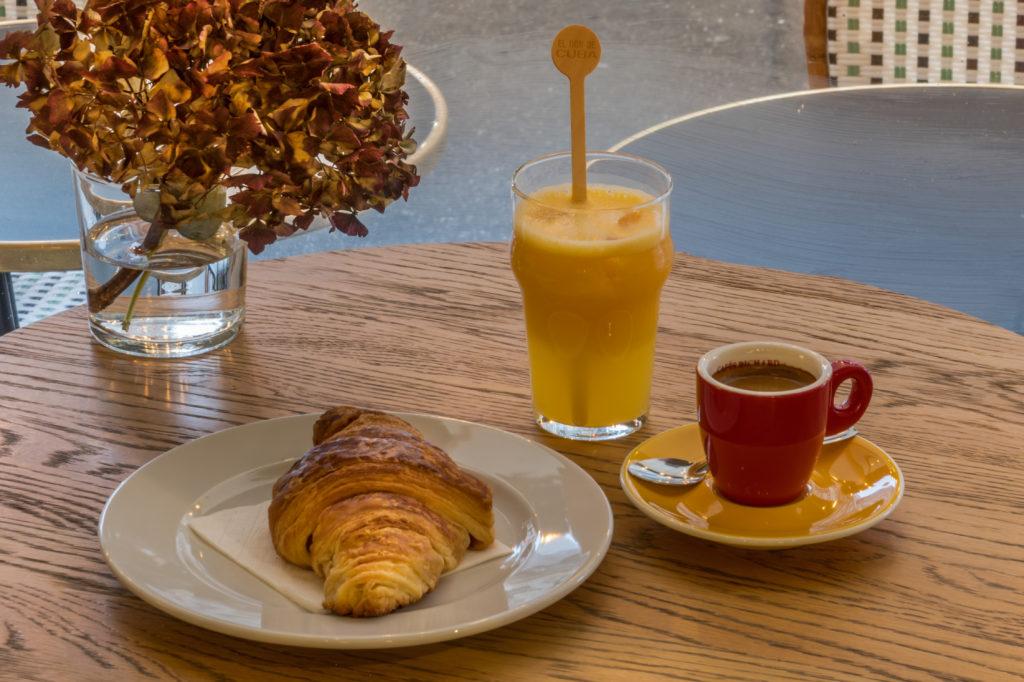 Le CK - Restaurant Paris 16 - Petits Déjeuners